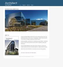 100 Best Architectural Magazines Architect And Builder Magazine
