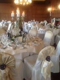 Chair Covers By Sylwia Inc by Here U0027s A Great Example Of Spandex Chair Covers In Action Table