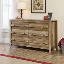 Sauder Shoal Creek Desk Oiled Oak by Sauder Harvey Park 6 Drawer Dresser Hayneedle