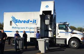 100 Shred Truck Stericycle Completes Acquisition Of It Stericycle