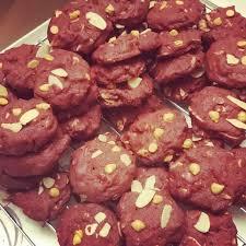 resepi biskut velvet azie kitchen