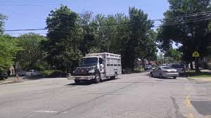 100 Mbi Trucking Newark NJ Police Esu Responding YouTube