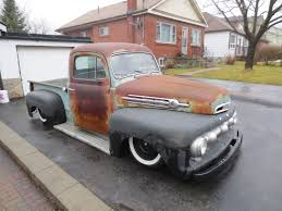 51 Ford Truck Air Bag/Ride Suspension Ideas? - Ford Truck ... Jeff Davis Built This Super 1950 Ford F1 Pickup In His Home Shop Truck With An Audi Rs6 Powertrain Engine Swap Depot 1950s Ford For Sale Ozdereinfo The Color Urbanresultvehicle Pinterest Farm New Of 36 Craigslist Stock Drop Dead Customs My F1 4x4 Wheels And Trucks Review Rolling The Og Fseries Motor Trend Canada 1948 1949 Ford Truck Cabover Glass Classic Auto New Pickup Sri Bad Ass Street Car Spotlight Drag Youtube