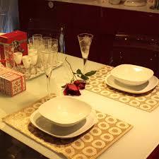 Christmas Day Table Setting Ideas