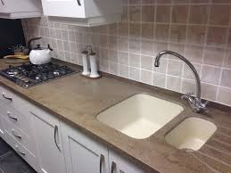 Kitchen Sink Types Uk by Kitchen Sink Kitchen Sink Inserts Used Corian Countertops How To