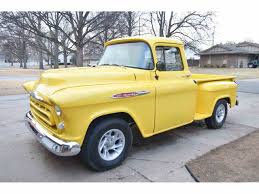 1957 Chevrolet 3100 For Sale | ClassicCars.com | CC-1055602 Car Store Usa Wichita Ks New Used Cars Trucks Sales Service 2015 Chevrolet Silverado 2500hd High Country For Sale Near 1989 Ford F150 Custom Pickup Truck Item H5376 Sold July Installation Truck Stuff Productscustomization Craigslist Ks And Lovely The Infamous Not A Drug Dealer In Falls Is Now For 1982 Econoline Box H5380 23 V Toyota Tundra Minneapolis St Paul Near Regular Cab Pickup Crew Extended Or Lease Offers Prices Sterling L8500 Sale Price 33400 Year 2005 Mullinax Of Apopka