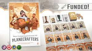 100 Build A Truck Game Planecrafters Fantasy Planeing Card By