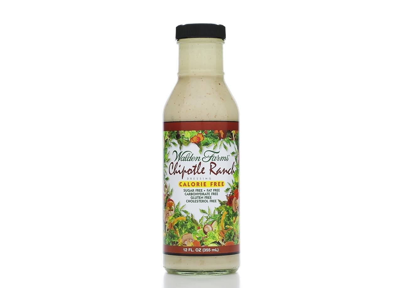 Walden Farms Salad Sauce - Chipotle Ranch