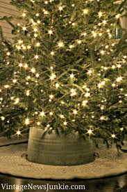 Christmas Tree Preservative Recipe by Excellent Decoration Rustic Christmas Tree Skirt 10 Best Burlap