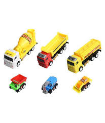 S S TRADERS-6 TRUCKS WITH UNIQUE DESIGNS,KIDS ENJOY PLAYING WITH THE ...