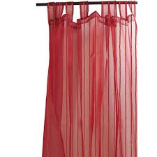 voilage a pattes 280x250 cm chenille achat vente rideau