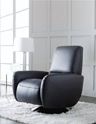 natuzzi editions swivel chair franca leather swivel recliner hudson s bay