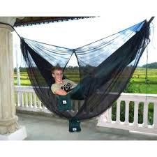 Hammock Bliss No See Um Mosquito Net Cocoon