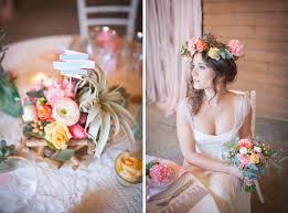 Rustic Pink Wedding Ideas Julie Siddi Photography