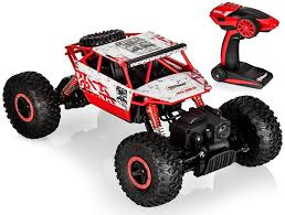 Amazon.com: Top Race Remote Control Monster Truck RC Rock Crawler ...