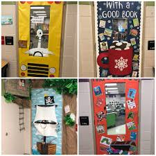 Image Result For Classroom Door Decorations For Literacy Week