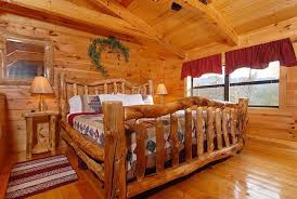 Log Cabin Furniture Bedroom