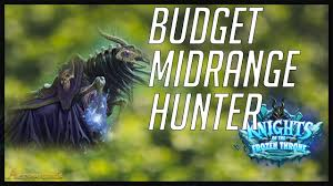 Hunter Hearthstone Deck Kft by Hearthstone Budget Decks 2017 Midrange Hunter Knights Of The