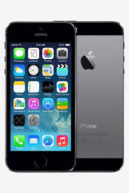 Buy iPhone 5s 16GB Space Grey line at best price in India at