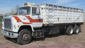 1977 Ford 9000 Tandem Axle Grain Truck | Item B5122 | SOLD! ...