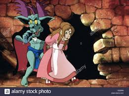 Prinzessin Aline Und Die Groblins Princess Goblin Im Wald Geraet In Haende