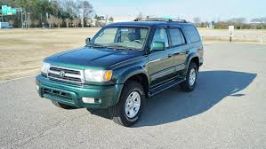 100 Service Trucks For Sale On Ebay 1999 Toyota 4Runner LIMITED 4X4 EBay