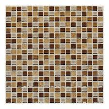 American Olean Chloe Mosaic Tile by American Olean Tile Lowes Interesting Lowes Ceramic Tile