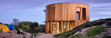 100 Crosson Clarke Carnachan Architects Round Solarpowered Beach House Is A Sustainable Holiday Retreat
