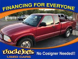 100 Cars Trucks And More Howell Mi Used 1998 GMC Sonoma For Sale In MI 48843 Joseph Auto Sales