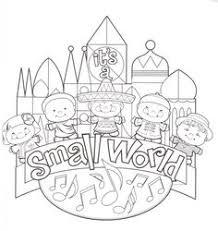 Kids Disney Activity Book Updated 4 25 EPCOT Around The