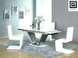 Modern Glass Dining Tables Melbourne Contemporary Sets For Sale