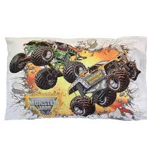Buy Monster Jam Pillowcase Truck Destruction Pillow Cover Bedding ... Monster Truck Bedding Set Unilovers Buy Jam Pillowcase Destruction Pillow Cover Hot Wheels Giant Grave Digger Diecast Vehicles Amazoncom Wazzit 4 Piece Duvet Extreme Off Road Disney Pixar Monsters Scarer In Traing 4pc Toddler Bed High Stair Ernesto Palacio Design 5pc Full Maximum Rescue Heroes Fire Police Car Cotton Toddlercrib Mainstays Kids Stripe A Bag Walmartcom Size Best Resource Cars Queen By Ambesonne Cartoon