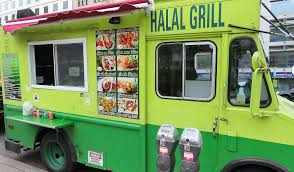 100 Halal Truck WheelFood Menu Store