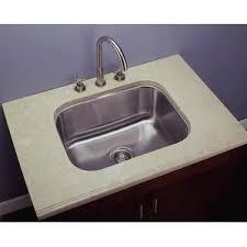 Lenova Sink Ss Le 38 by Rectangular Seamless Kitchen Sink Wayfair