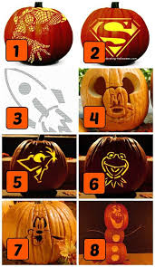 Easy Mike Wazowski Pumpkin Carving Template by 75 Free Pumpkin Carving Patterns