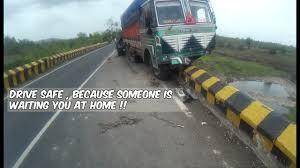 100 Truck Crashes Video TRUCK ACCIDENT VIDEO IN INDIA REAL YouTube