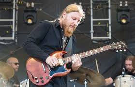 100 Derek Trucks Wife Gathering Of The Vibes 2015 Fretboard Journal