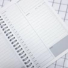 bureau en gros agenda acheter vente en gros caderno espiral calendrier agenda 2017