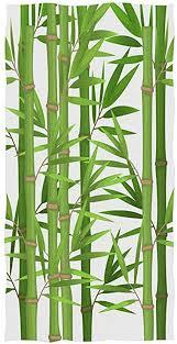 bambus mit stamm grün verlässt tropische botanische pflanze