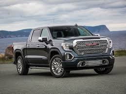 100 Gmc Trucks 2019 GMC Sierra Denali First Review Kelley Blue Book
