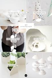 Super Easy Air Dry Clay Diy Projects