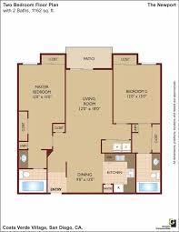 Cal Poly Cerro Vista Floor Plans by Costa Verde Village At Uc San Diego Ucsd Uloop