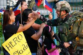 siege liberation philippines troops find dead soon to declare end of siege