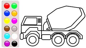 Trucks Coloring Book Best Of Construction Truck Mixer Truck Coloring ... Cstruction Trucks Coloring Page Free Download Printable Truck Pages Dump Wonderful Printableor Kids Cool2bkids Fresh Crane Gallery Sheet Mofasselme Learn Color With Vehicles 4 Promising Excavator For Coloring Page For Kids Transportation Elegant Colors With Awesome Of
