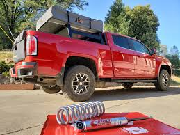 Eibach Pro Truck Lift - Impressions - Chevy Colorado & GMC Canyon