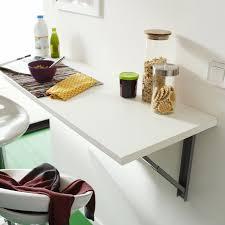 plan de travail escamotable cuisine plan de travail mural cuisine 0 stratifie blanc mat l 180 x p 60