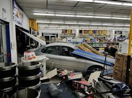 Jamestown Man Arrested After Driving Into Napa Auto Parts Store ...