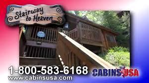 Cheap 1 Bedroom Cabins In Gatlinburg Tn by Stairway To Heaven