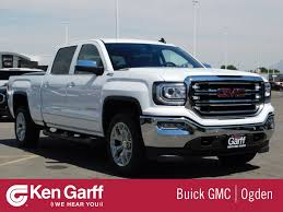 New 2018 GMC Sierra 1500 SLT Crew Cab Pickup #3G18248 | Ken Garff ... 2014 Gmc Sierra Mcgaughys Suspension Gaing A New Perspective 2019 First Drive Review Gms Truck In Expensive 2017 Slt 1500 53 L V8 Road Test Youtube Offers New All Terrain Package To Counter Ford Raptor My First Truck 2004 Z71 Stepside Trucks Davis Autosports 1998 Z71 For Sale Amazing Cdition Denali Raetopping Pickup 2500hd Named 2018 Of The Year 2015 Black Widow F174 Indy 2016 Ext Cab Pickup Item J1159 Gmcsrrazseriestruckcap Suburban Toppers