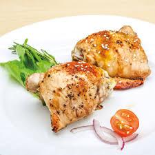 cuisiner haut de cuisse de poulet hauts de cuisses de poulet à l orange et au cerfeuil metro